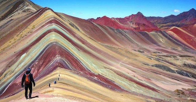 Mountain of Colors - Cusco Viajes